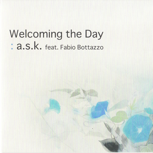 welcoming the day cd